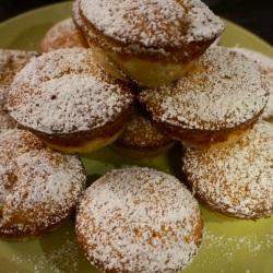 Irish Bakewell Buns!